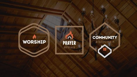 Worship, Prayer, Community/Outreach (Journey Pastors)