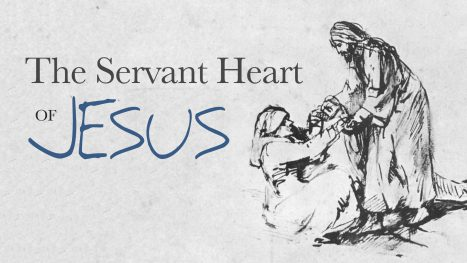 The Servant Heart of Jesus